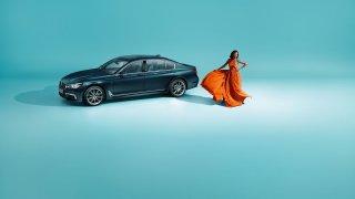 BMW řady 7 ve výroční edici 40 Jahre. 4