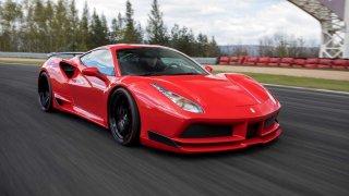 Premiéra exkluzivního Ferrari 488 GTB se odehrála v Česku