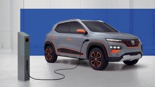 Dacia Spring je předzvěstí nejlevnějšího evropského elektromobilu. Na trh přijede v roce 2021