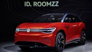 Volkswagen ID. ROOMZZ 1