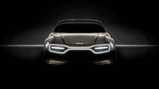 Kia - elektromobil pro autosalon Ženeva