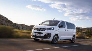 Opel Zafira Life 2019 3