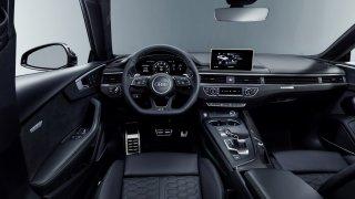 Audi RS 5 Sportback - interier a detaily 1