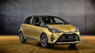Toyota Yaris slaví dvacetiny