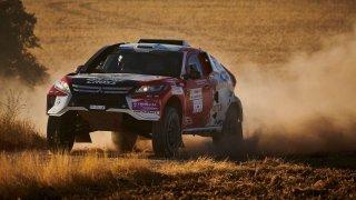 Mitsubishi se chystá na Dakar 2019