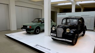 Fotr v Česku - Škoda Muzeum