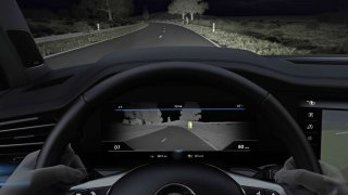 "Volkswagen ""Night Vision"""