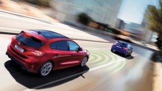 Euro NCAP oceňuje přínos asistenčních systémů u nového Focusu