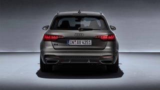 Audi A4 Avant 2019 10