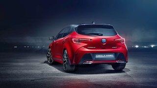 Nová éra modelu Toyota Corolla právě začíná