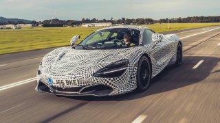 McLaren odhaluje nástupce ikonického F1. Vrací se ke kořenům