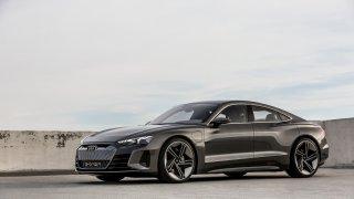 Audi e-tron GT concept 5