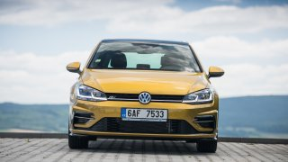 VW Golf 1.5 TSI Evo 1