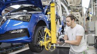 Škoda zahájila výrobu modelu Scala
