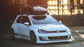 Golf, který chce být Porsche - Obrázek 1