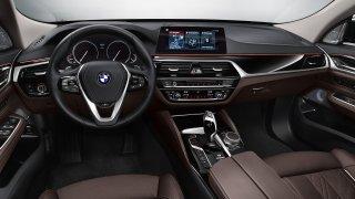 Nové pohodlné BMW dostalo jméno 6 GT 2
