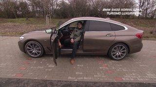Recenze velkého prémiového kupé BMW 640d Xdrive Grand Turismo Luxury Line