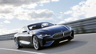 Koncept řady 8 ukazuje budoucí tvář BMW 3