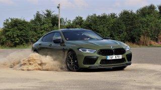 Snová jízda za volantem BMW M8 Competition Gran Coupé. Neřízená střela, nebo ochočený lev?
