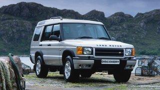 Land Rover s motorem zBMWM3 jezdí rally. Můžete si ho koupit