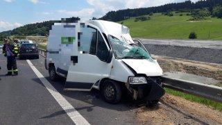 Nehoda karavan