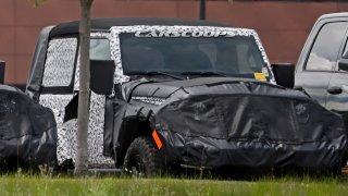 Jeep Wrangler 2018 3