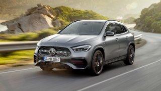 Nová generace Mercedesu GLA se představila světu, a to i ve verzi 35 AMG