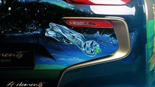 BMW i8 Roadster 4 elements by Milan Kunc 4