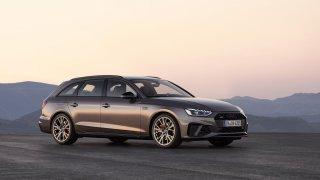 Audi A4 Avant 2019 1