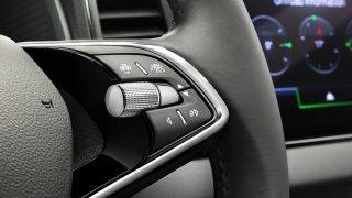 Škoda volant 2021