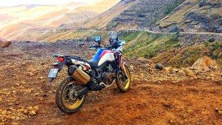 Projekt AdventureRoads přivádí Hondu AfricaTwin na jižní polokouli