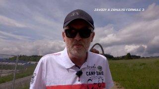 Reportáž ze zázemí závodů formule 3 na Red Bull Ringu