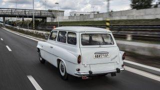 Škoda Octavia 60 let 2