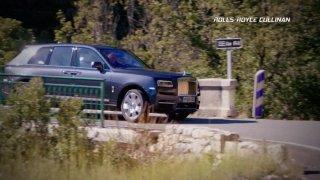 Test luxusního SUV Rolls-Royce Cullinan