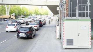 Měření emisí v reálném provozu