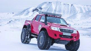 Arctic Trucks Grónsko 1