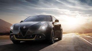 Alfa Romeo Giulietta Veloce 1