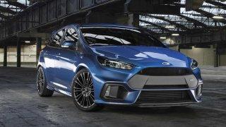 Ford Focus RS 2016 - Obrázek 4