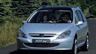 Peugeot 307 (2001-07)