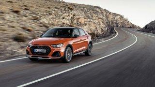 Za styl se platí. Nové Audi A1 citycarver stojí stejně jako dvě Dacie Sandero Stepway
