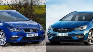 Ojeté rodinné kombi do 400 tisíc korun? Seat Leon ST i Opel Astra ST jsou sázkou na jistotu
