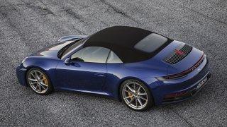 Porsche 911 Carrera 4S Cabriolet 2019 8