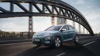 Hyundai Kona Electric je první malé SUV s čistě elektrickým pohonem