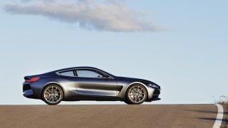 Koncept řady 8 ukazuje budoucí tvář BMW 4