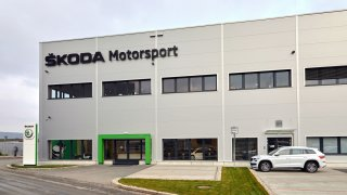 Škoda Motorsport má nové sídlo