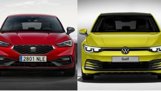 Seat Leon vs. Volkswagen Golf