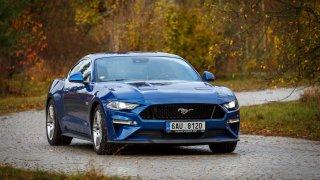 Ford Mustang exteriér 3