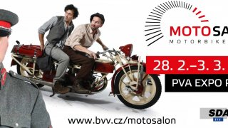 Motosalon 2019 odstartoval!