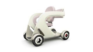 Honda Fure Mobility 4