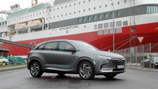 Hyundai Nexo FCEV exterier 1